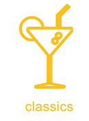 Classic cocktail for all events