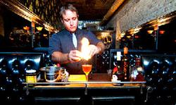 London cocktail service.
