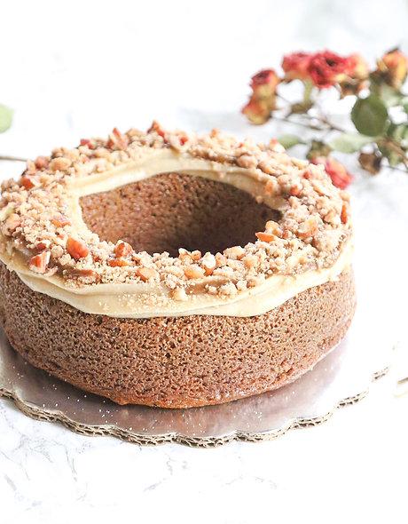 Rosca Cinammufin de Manzana