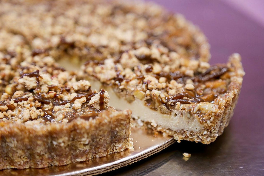 FROZEN Cheesecake Manzana