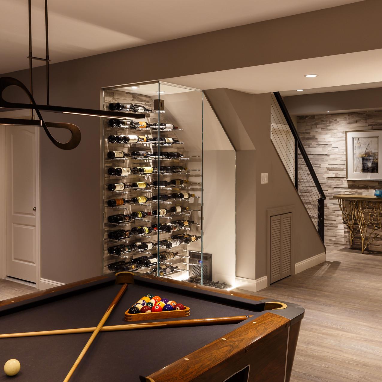 Levergood-pool-wine-stairs