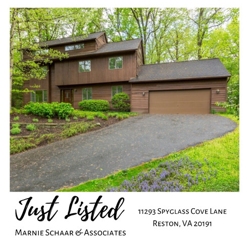Beautifully landscaped 4 level Contemporary home on cul-de-sac lot! A true wooded oasis at 11293 Spy
