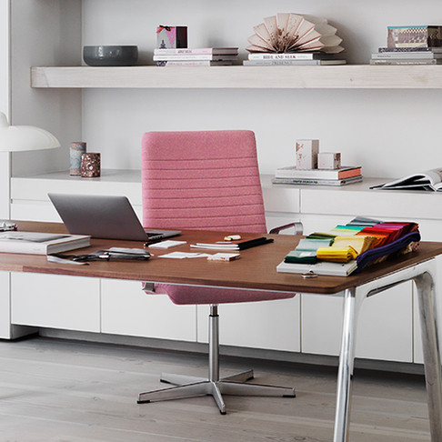 The New Heart of the Home: The Home Office