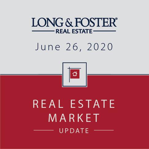 Real Estate Market Update: June 26, 2020