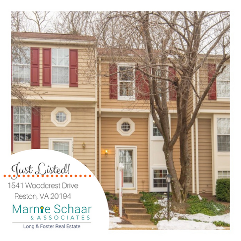 Completely updated from top to bottom! North Reston Townhouse - Woodcrest