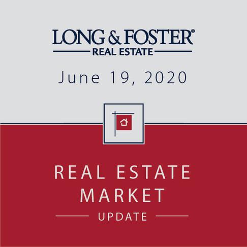 Real Estate Market Update: June 19, 2020