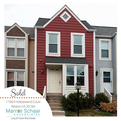 Completely Remodeled Top to Bottom North Reston Townhouse