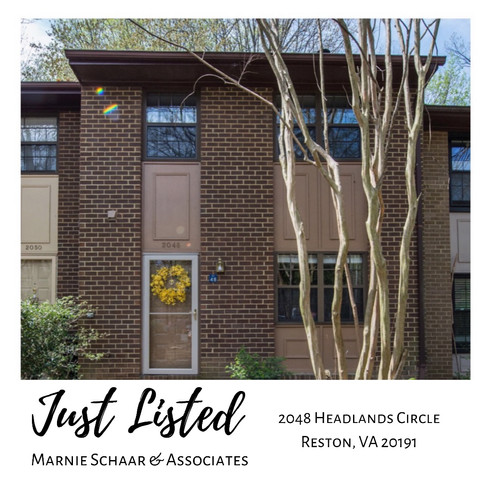 Totally Updated Top to Bottom Townhome in Reston 3 Bed 2 Full Bath 2 Half Bath