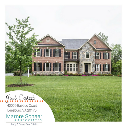 Absolutely Remarkable Craftmark Oakton Model with 3 Car Garage on 3 Acre Lot! Leesburg Virginia