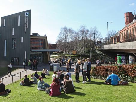 軟硬實力兼具的優質名校雪菲爾大學University of Sheffield