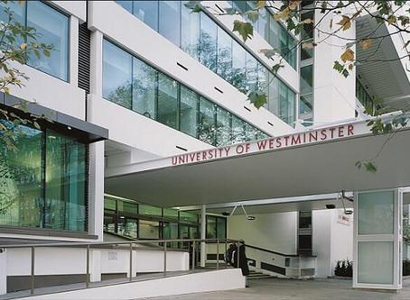 遊玩學習兩不誤!倫敦中心的西敏大學University of Westminster