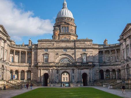 蘇格蘭第一名校愛丁堡大學University of Edinburgh