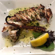 Grilled Octopus     15