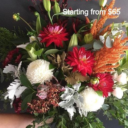 Mix Seasonal Blooms