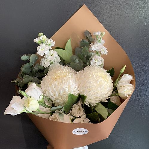 Sympathy Blooms Posy