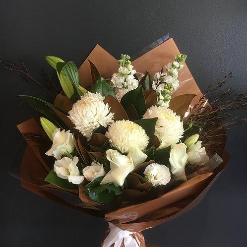 Mixed Seasonal Blooms
