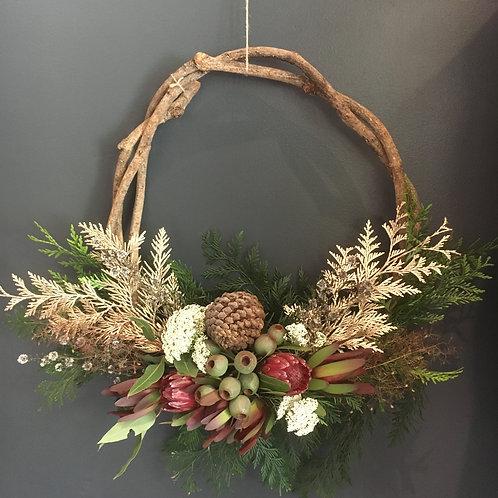 Christmas Wreath (Large)