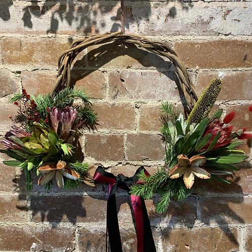 Christmas Wreath (Medium)