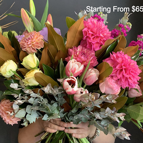 Mother's Day Mixed Seasonal Bouquet