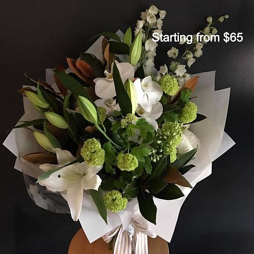 Sympathy Blooms Bouquet