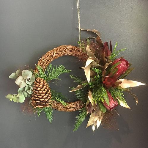 Christmas Wreath (Small)