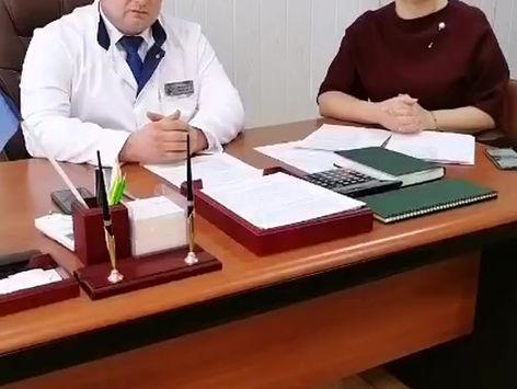 """Интервью с главным врачом на тему """"Профилактика сезонных заболеваний"""""""
