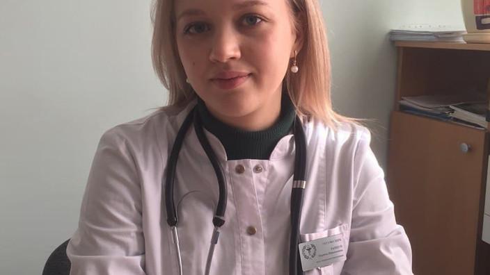 Еще один новый специалист в Зарайской поликлинике!