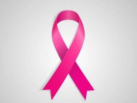 С 1октября по 31 октября 2020г проводится месячник профилактики рака молочной железы.