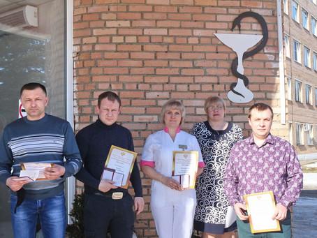 Звания «Почетный донор РФ» удостоены ещё пять жителей го Луховицы