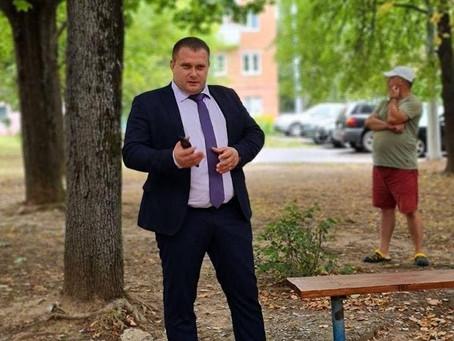 Очередная встреча главного врача с жителями г. Зарайск прошла вчера в 1 микрорайоне.