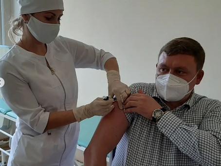 В городском округе Луховицы продолжается сезонная вакцинация от гриппа.