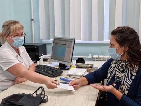 Важно, чтобы пациенты получали медицинскую помощь в комфортных условиях