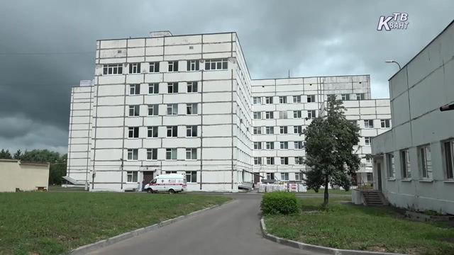 Ремонт Зарайской ЦРБ