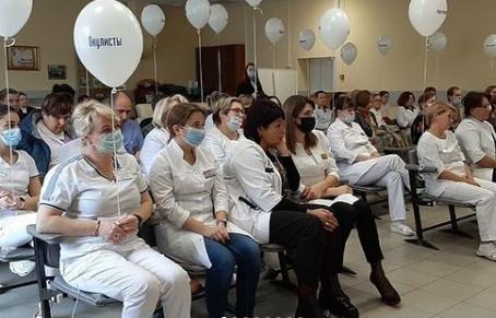 Отметили Международный день врача