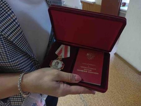 Луховицких врачей наградили орденом Пирогова