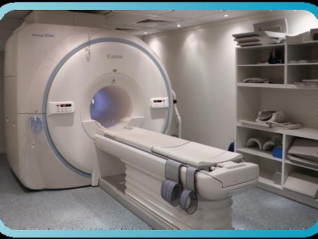 В ЦРБ начал работать современный магнитно-резонансный томограф.