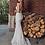 Calla Blanche Arissa wedding dress back