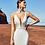 Calla Blanche Lana wedding dress front