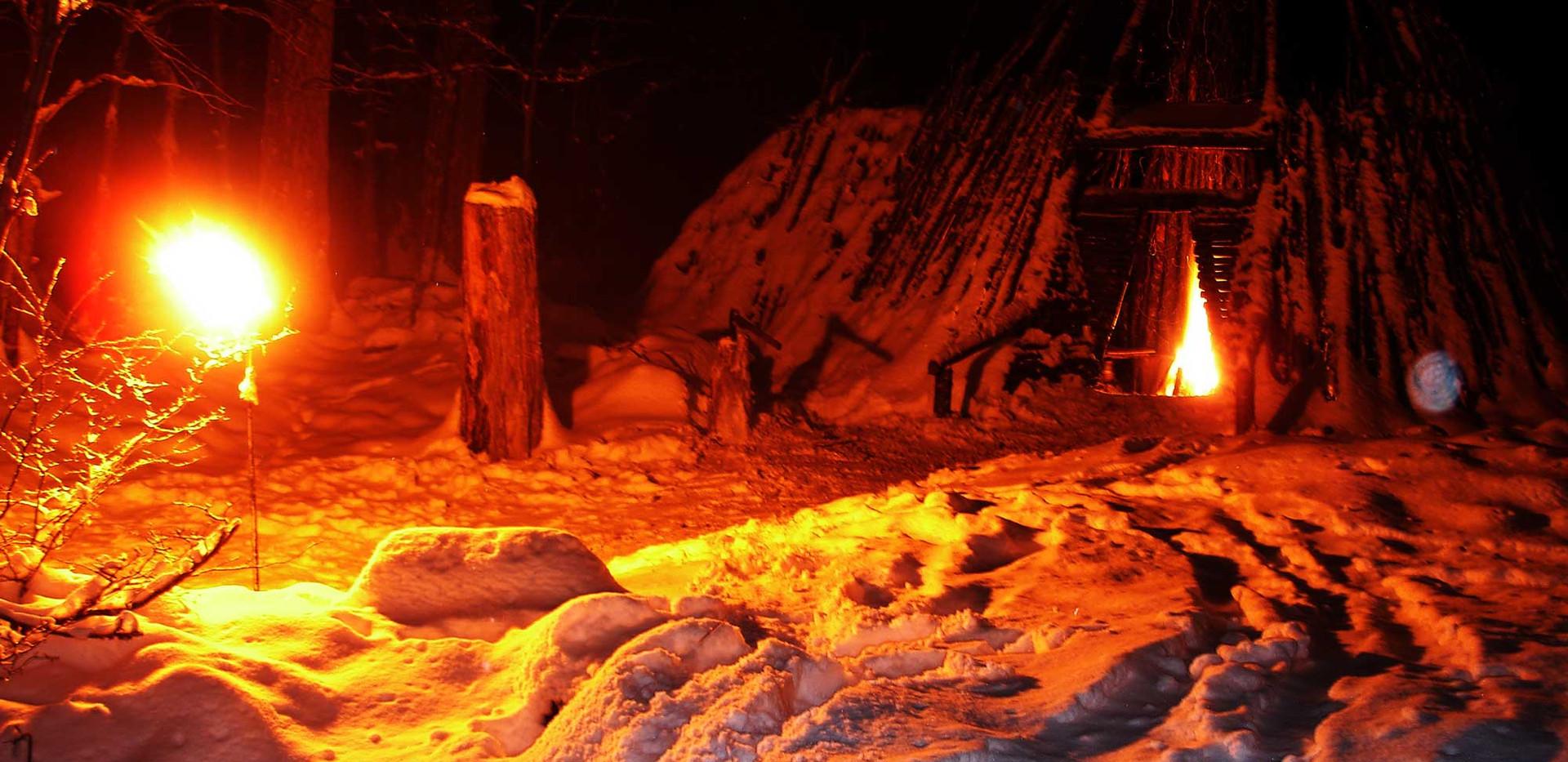 Nieve y Fuego