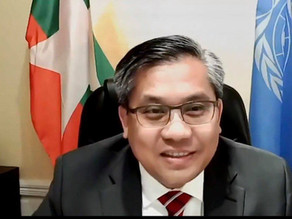 Intervention by Ambassador Kyaw Moe Tun at Interactive Dialogue with Special Envoy (22 Oct 2021)