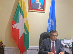 Intervention by Ambassador Kyaw Moe Tun at Interactive Dialogue of the Third Committee (7 Oct 2021)