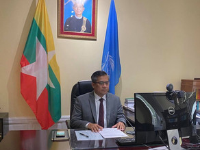 Intervention by Ambassador Kyaw Moe Tun at Interactive Dialogue of the Third Committee (14 Oct 2021)