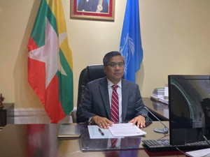 Intervention by Ambassador Kyaw Moe Tun at Interactive Dialogue with Special Rapporteur(22 Oct 2021)