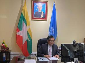 Intervention by Ambassador Kyaw Moe Tun at Interactive Dialogue of the Third Committee (5 Oct 2021)