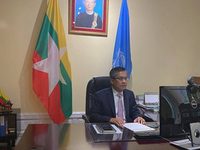 Intervention by Ambassador Kyaw Moe Tun at Interactive Dialogue of the Third Committee (12 Oct 2021)