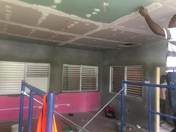 Renovation of Library Room