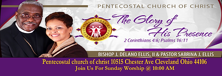 pentecostal church of christ cleavland.