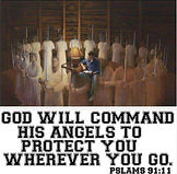Its Good to Have Gods Hedge Of Protection Around you @ all Times King Of Kings Christian Tv   Internet broadcast