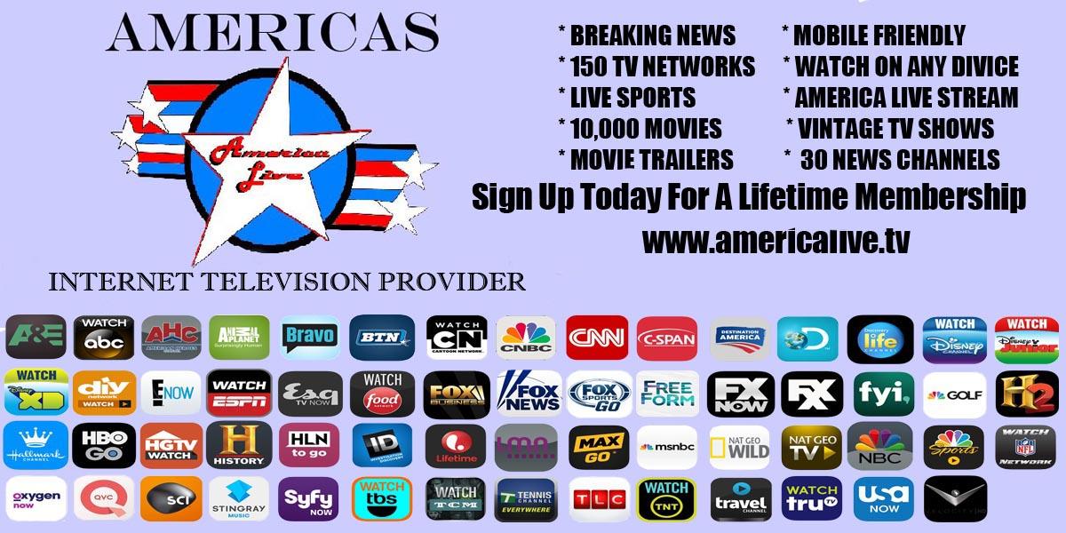 BLACK HISTORY CHANNEL / America Live TV