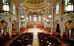 Cathedral Of Blessed Sacrement Broadcasting Holy Eucharist watch 24/7   King Of Kings Tv   internet Broadcast